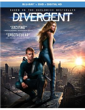 divergent by amazon