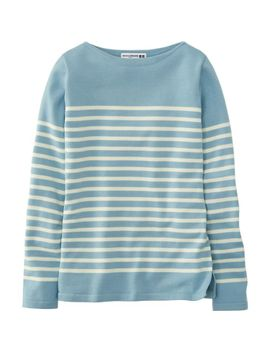 women-extra-fine-merino-striped-sweater by uniqlo