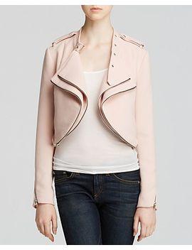 crop-moto-jacket by lucy-paris