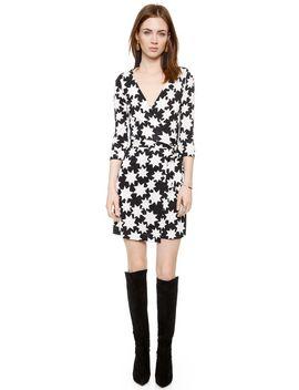 new-julian-two-mini-wrap-dress by diane-von-furstenberg