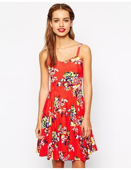 new-look-printed-floral-dress by asos