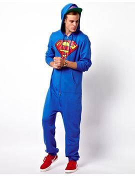asos-onesie-with-superman-print by asos
