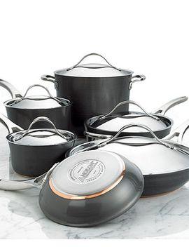 nouvelle-hard-anodized-copper-11-piece-cookware-set by anolon