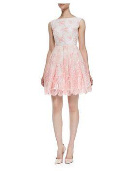 fila-lace-overlay-sleeveless-dress,-pink-icing by alice-+-olivia