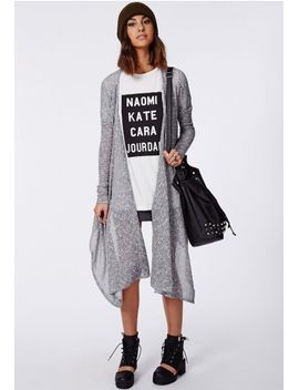 caragh-waterfall-cardigan-grey by missguided
