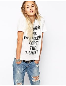 minkpink-ditch-the-boyfriend-t-shirt by minkpink
