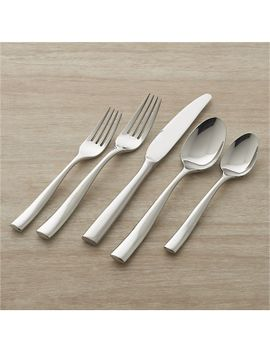couture-mirror-20-piece-flatware-set by crate&barrel