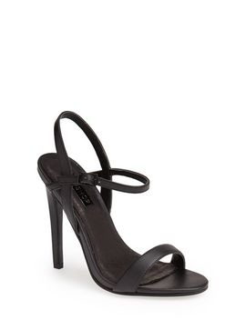 rolo-ankle-strap-sandal by topshop