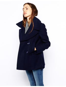 asos-pea-coat by asos-collection