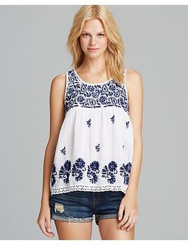 embroidered-tank by raga