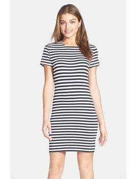 sienna-stripe-cotton-dress by french-connection