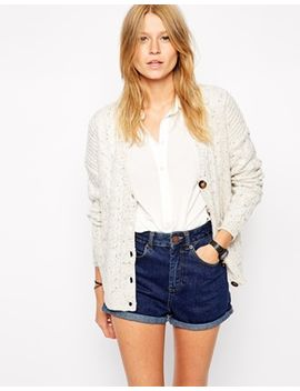 asos-aran-cardigan by asos-collection