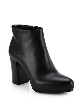 leather-ankle-boots by prada