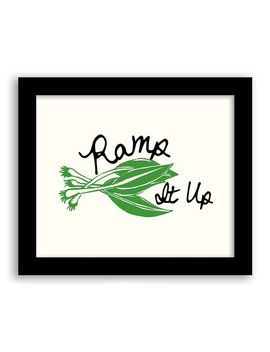framed-print---ramp-it-up by west-elm