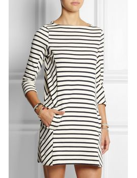striped-cotton-jersey-mini-dress by petit-bateau