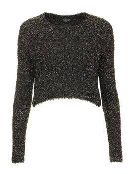 disco-fluff-jumper by topshop