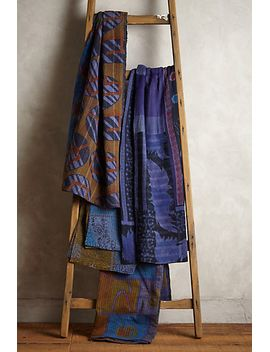 overdyed-kantha-throw by anthropologie
