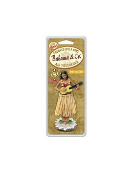 american-covers-inc-06760-bahama-&-co,-pina-colada-scent,-hula-girl-air-freshener by american-covers-inc