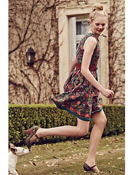 needlepoint-garden-dress by anthropologie