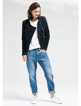 peccary-leather-jacket by mango