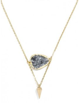 geode-spike-pendant by baublebar