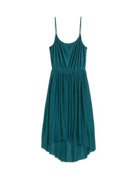 pleated-dress by h&m
