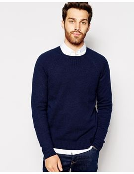 asos-lambswool-rich-jumper by asos