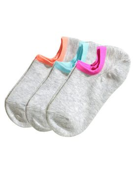 3-pack-ankle-socks by h&m