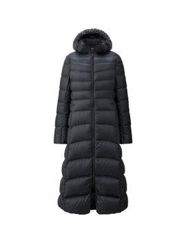 women-ultra-light-down-long-coat by uniqlo