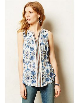 kakali-tank by anthropologie