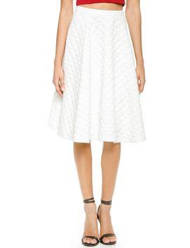 jaquard-full-skirt by joa