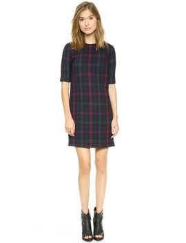 plaid-clairemont-dress by elizabeth-and-james