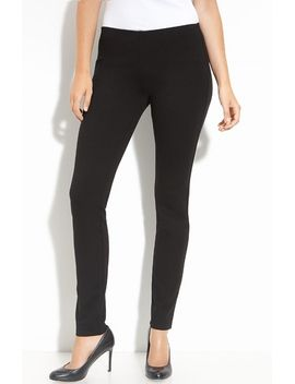 skinny-ponte-knit-pants-(regular-&-petite) by eileen-fisher
