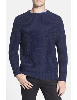 deering-wool-blend-crewneck-sweater by obey