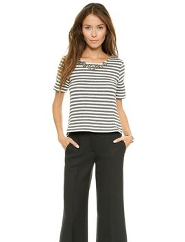striped-embo-top by joa