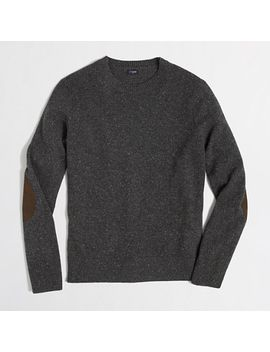donegal-crewneck-sweater by jcrew