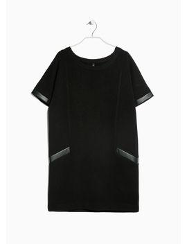 trim-dress by mango