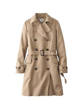 women-idlf-trench-coat by uniqlo