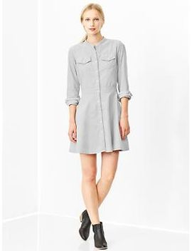 cord-shirtdress by gap