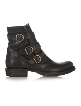 edwin-eternity-buckled-leather-ankle-boots by fiorentini-&-baker