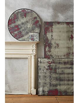 color-washed-mirror by anthropologie