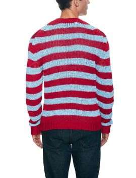 douglas-striped-sweater by marc-by-marc-jacobs