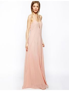 asos-seamed-detail-maxi-dress by asos-collection