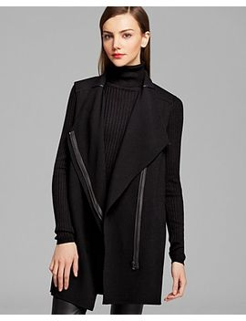 asymmetric-wool-vest by vince