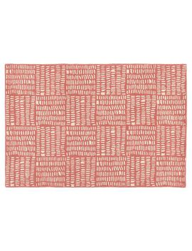 tally-rug-(pink) by the-land-of-nod