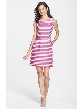 cutout-back-jacquard-dress by halogen®