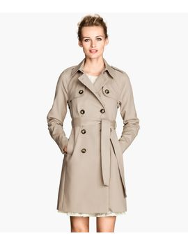 trenchcoat by h&m