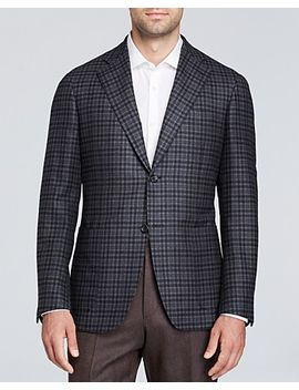 canali-check-sport-coat---classic-fit by classic-fit