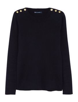 buttoned-cotton-sweater by petit-bateau