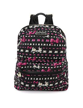 betsey-johnson-nylon-backpack by generic